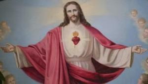 Jesus sagrado Coração