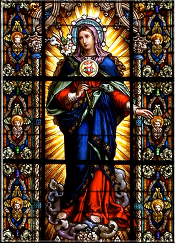 Various Salutations Immaculate Heart (2)