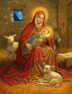 Virgem Mãe (1)